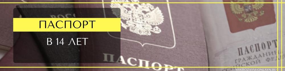 Для получения паспорта в 14 лет какие нужны документы: как оформить и получить паспорт РФ в 2018 году